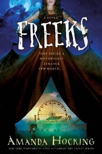 Freeks - Hocking, Amanda