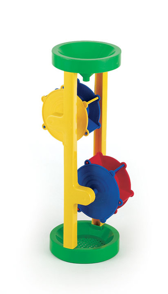 mlýnek na písek - 2 kolečka