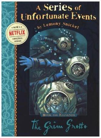 A Series of Unfortunate Events - The Grim Grotto - Lemony Snicket