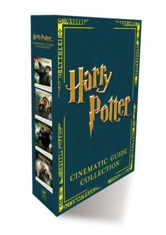Harry Potter Cinematic Guide - Boxed Set