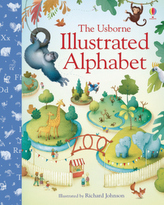 The Usborne llustrated Alphabet