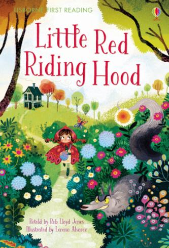 Little Red Riding Hood - Jones, Rob