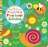 Fingertrails Play Book Garden