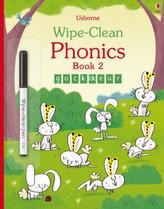 Wipe-clean Phonics book