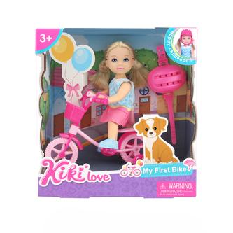 Panenka Kiki na kole