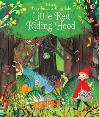 Little Red Riding Hood - Anna Milbourne