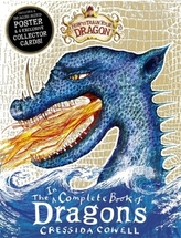 The Incomplete Book of Dragons, w. Poster & 4 Collector Cards