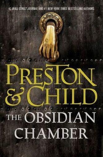 The Obsidian Chamber - Preston, Douglas