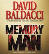 Memory Man, 8 Audio-CDs