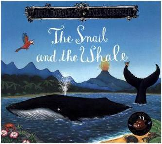 Snail and the Whale - Julia Donaldson