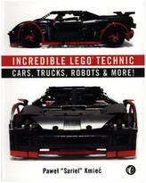 Incredible LEGO® Technic
