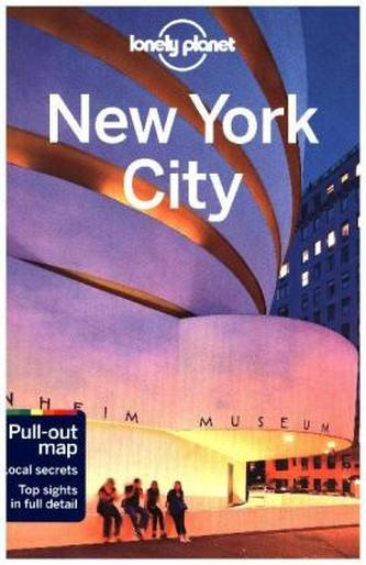 Lonely Planet New York City, English edition - Saint Louis, Regis