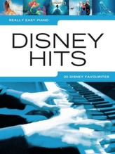 Disney Hits, piano