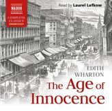 The Age of Innocence, 9 Audio-CDs