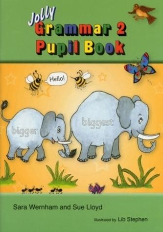Grammar 2 Pupil Book - Wernham, Sara