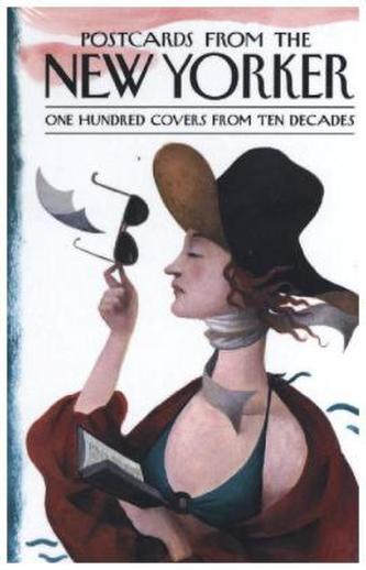 Postcards from the New Yorker, Cards - Mouly, Francoise