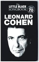 The Little Black Songbook: Leonard Cohen