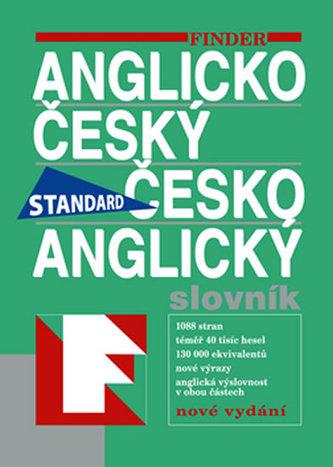 Anglicko Český Česko Anglický slovník Standard
