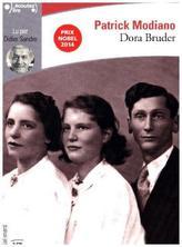 Dora Bruder, 1 MP3-CD, französische Ausgabe