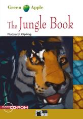 The Jungle Book, w. Audio-CD-ROM