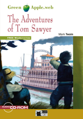 The Adventures of Tom Sawyer, w. CD-ROM