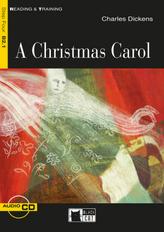 A Christmas Carol, w. Audio-CD