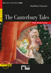 The Canterbury Tales, w. Audio-CD