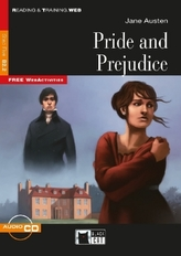 Pride and Prejudice, w. Audio-CD