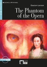 The Phantom of the Opera, w. Audio-CD