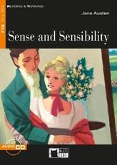 Sense and Sensibility, w. Audio-CD