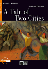 A Tale of Two Cities, w. Audio-CD
