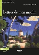 Lettres de mon moulin, m. Audio-CD