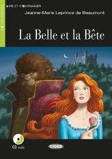 La Belle et la Bête, m. Audio-CD