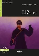 El Zorro, m. Audio-CD