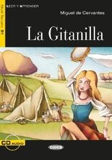 La Gitanilla, m. Audio-CD