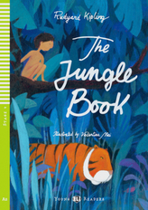 The Jungle Book, w. Audio-CD