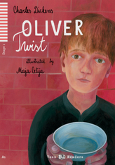 Oliver Twist, w. Audio-CD