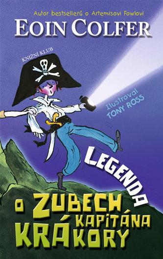 Legenda o Zubech kapitána Krákory