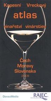 Kapesní atlas vinařství Vreckový atlas vinárstiev