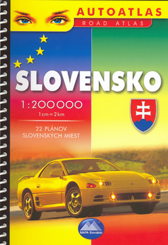 Slovensko 1 : 200 000