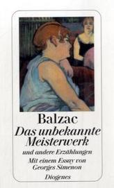 Das unbekannte Meisterwerk und andere Erzählungen