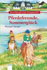 Die Pferde vom Friesenhof - Pferdefreunde, Sommerglück