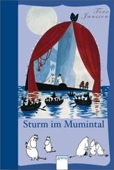 Sturm im Mumintal