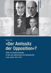 'Der Amtssitz der Opposition'?