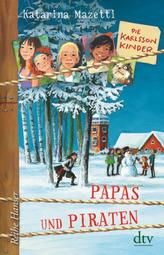 Die Karlsson-Kinder - Papas und Piraten