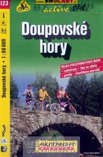 Doupovské hory 1:60 000
