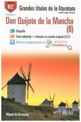 El ingenioso hidalgo Don Quixote de la Mancha. Vol.2