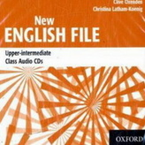 New English File Upper-Intermediate Class Audio CD's