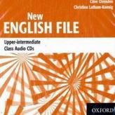 New English File Upper-Intermediate Class Audio CD's