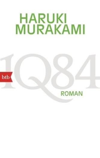 1Q84. Buch.1/2 - Haruki Murakami